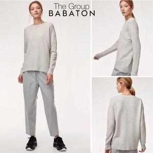 The Group by Babaton Yak Merino Wool Sweater